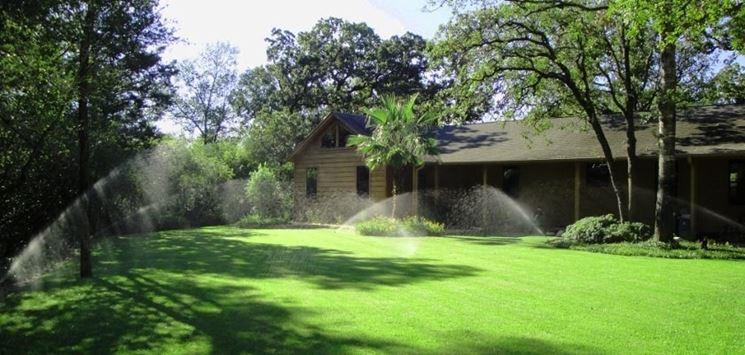 Impianto d'irrigazione