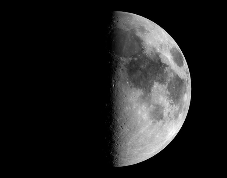 Fase luna crescente