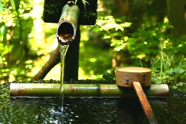 L�acqua e la filosofia zen