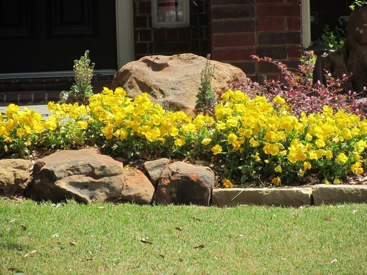 Pietre Da Giardino Per Aiuole : Giardini aiuole giardinaggio vari tipi di aiuole per giardini