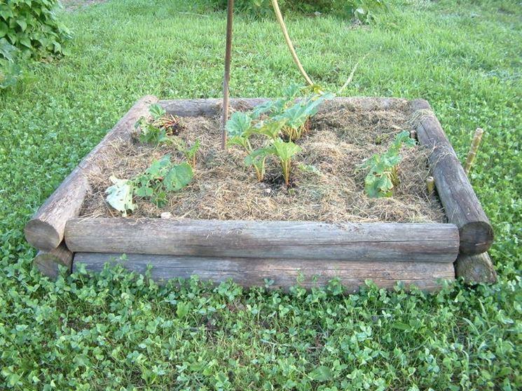 Giardini aiuole giardinaggio vari tipi di aiuole per for Trasforma un semplice terreno in un colorato giardino
