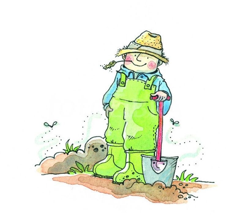 Un..giardiniere