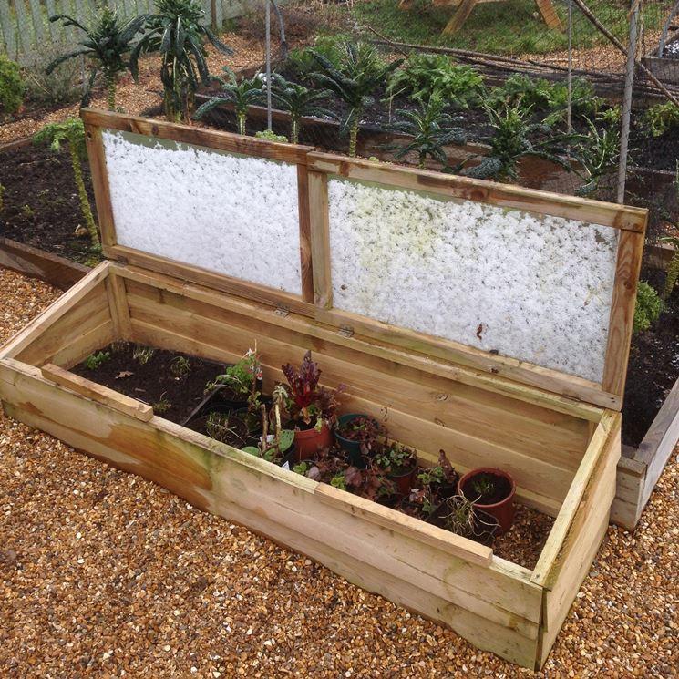 Lavori di giardinaggio in inverno