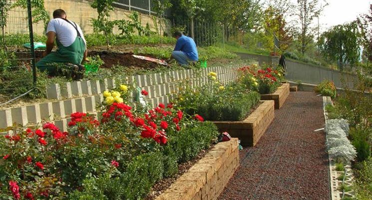 Mattoni di tufo   giardinaggio   caratteristiche dei mattoni di tufo
