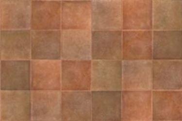 Intonaco termoisolante: mattonelle rustiche per esterni