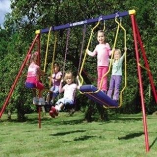 Altalene per bambini giochi in giardino - Altalene bambini per esterno ...