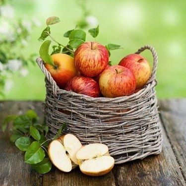 mele al sole
