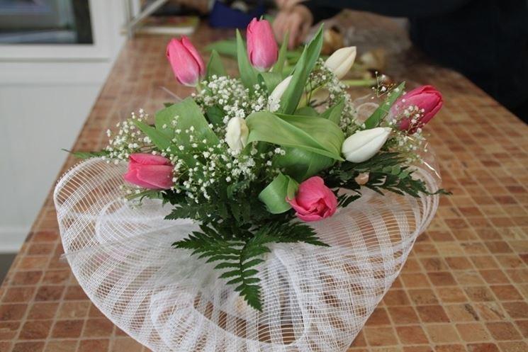 Giardinaggio: potatura del tulipano