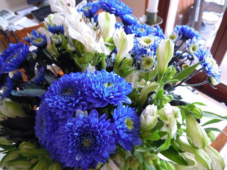 Bellissimo bouquet con peonie