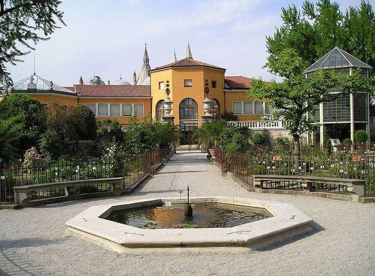 L�orto botanico di Padova