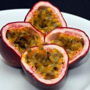 Fiore e frutto della Passiflora