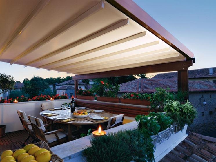 Arredamenti da esterno accessori da esterno arredo esterno for Mobili da terrazzo in legno