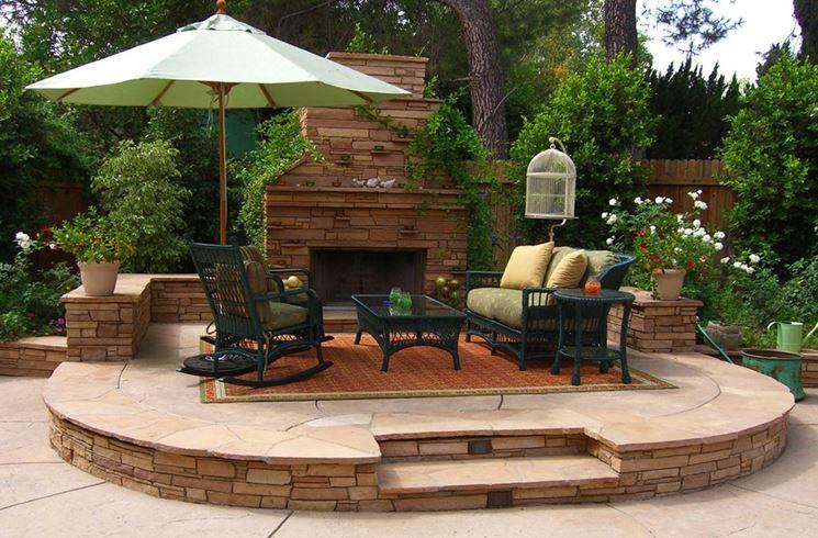 Arredo esterno per giardino - Accessori da esterno - Arredi esterni ...