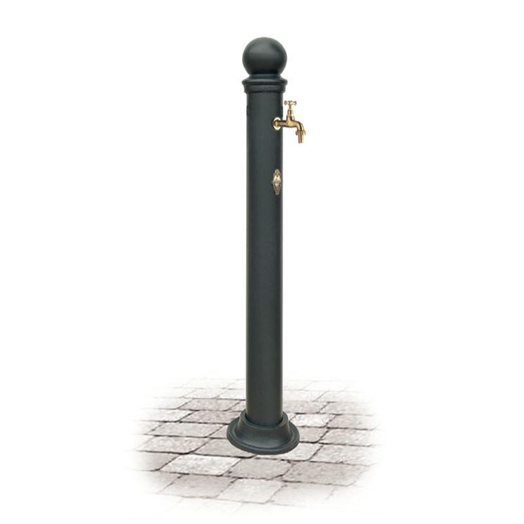 Fontana da giardino in ferro