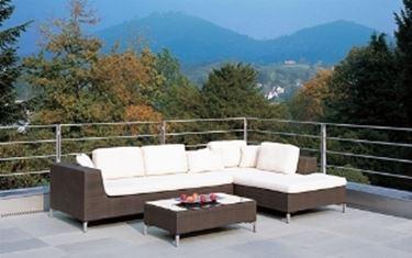 Arredo terrazzi accessori da esterno for Arredi per terrazzo