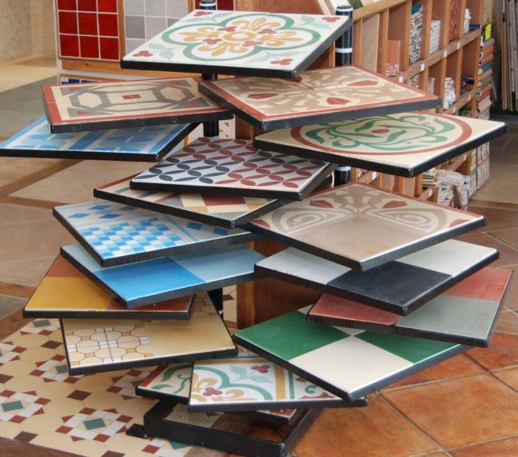 Come piastrellare un pavimento accessori da esterno - Fughe piastrelle colorate ...