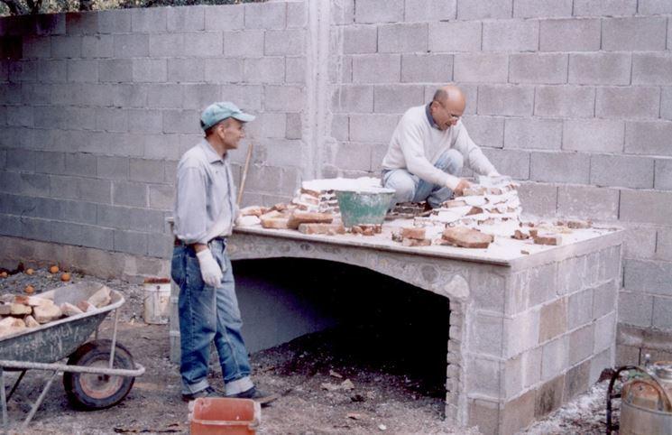 Costruire un forno a legna
