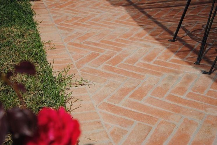 Cotto per esterno accessori da esterno cotto per for Ambienti esterni giardini