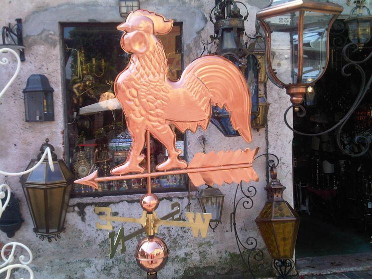 Esposizione gallo segnavento