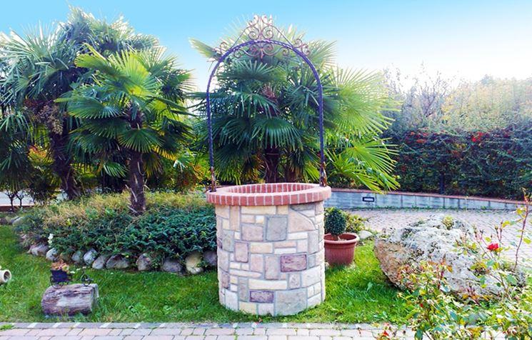 Pozzi Decorativi Da Giardino : Pozzi da giardino accessori da esterno caratteristiche dei