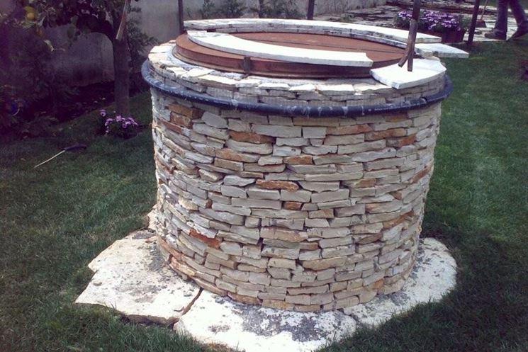 pozzi da giardino accessori da esterno caratteristiche