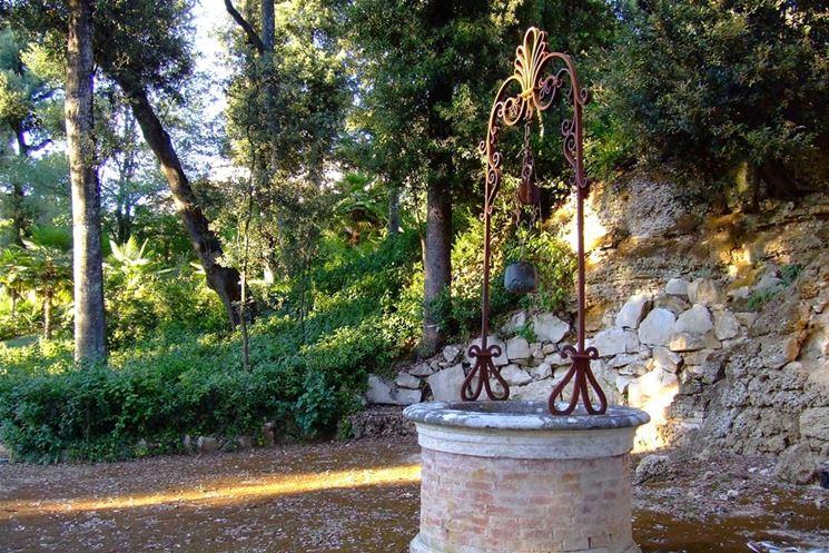 Pozzo da giardino - Accessori da esterno - Caratteristiche ...