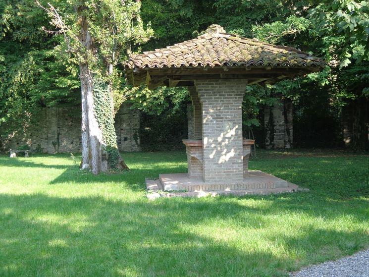 Pozzi Decorativi Da Giardino : Pozzo da giardino accessori da esterno caratteristiche dei