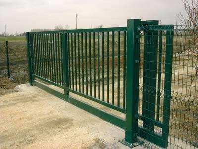 Cancelli scorrevoli cancelli cancello scorrevole for Cancelli da giardino