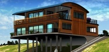 Casa ecologica prefabbricata