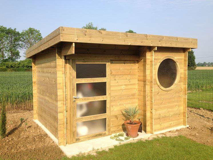 Case in legno usate: Casette in legno usate