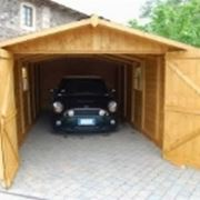 garage in legno usati