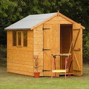 casette in legno da giardino usate