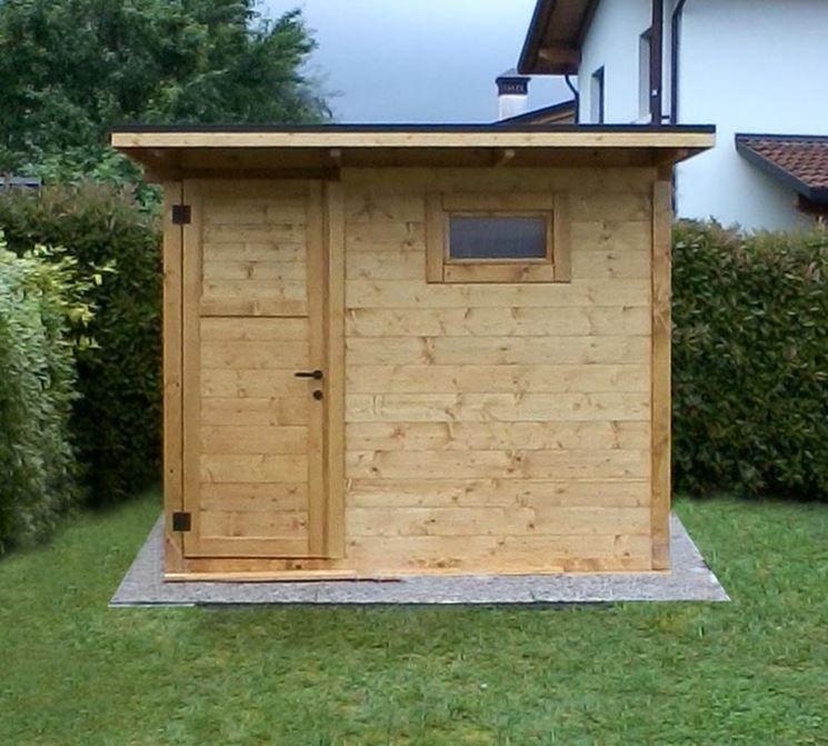 Casetta attrezzi casette da giardino casetta per gli for Casette in legno da giardino