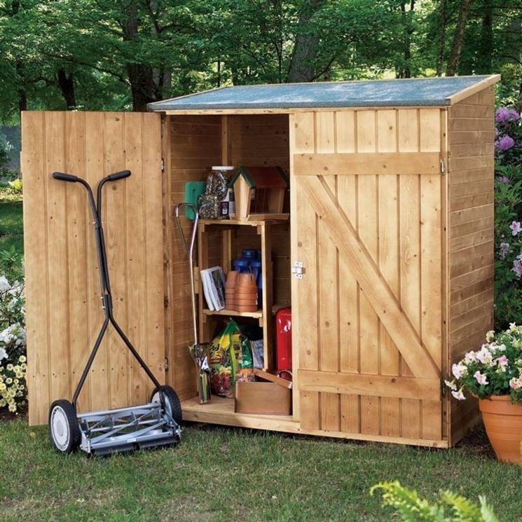 Casette da giardino in legno - Casette da giardino