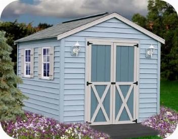 Casette da giardino in legno casette da giardino - Casette da giardino colorate ...