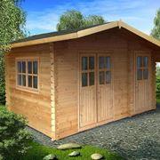 La classica casetta da giardino
