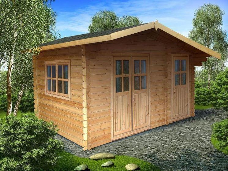 Casette in legno da giardino - Casette da giardino - Casette da ...