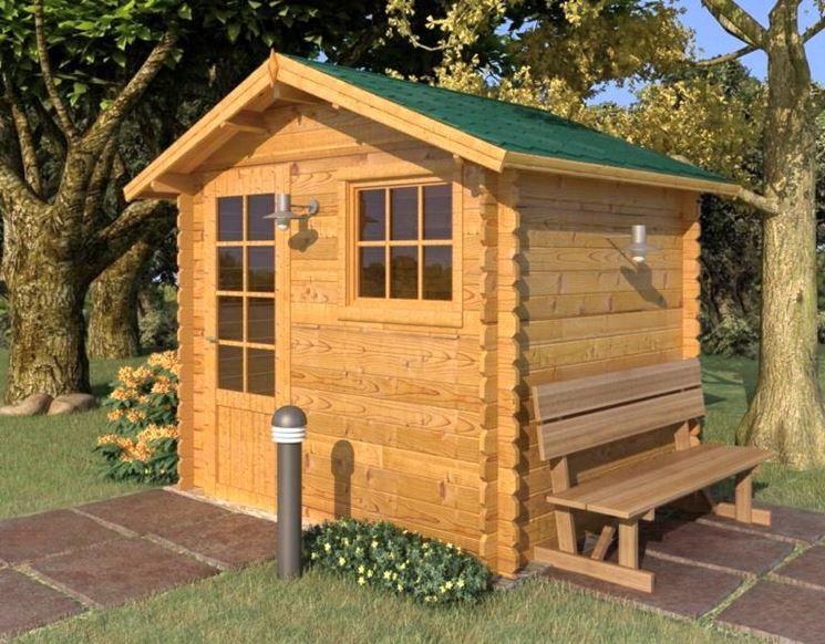 Casette in legno da giardino casette da giardino - Case di legno da giardino ...