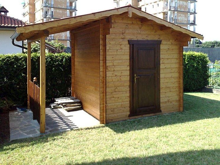 Casette in legno casette da giardino caratteristiche - Casette legno da giardino ...