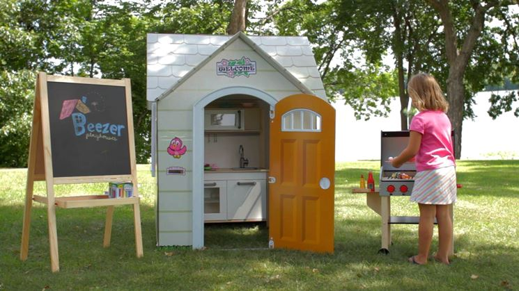 Casette in plastica per bambini - Casette da giardino - Casette per bambini