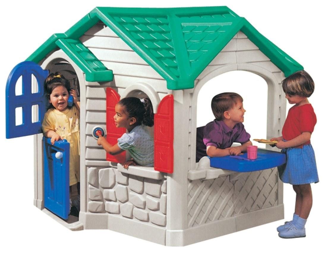 Casette in plastica per bambini casette da giardino for Elevata progettazione di casette