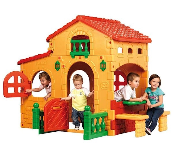 Casette per bambini in plastica - Casette da giardino - Casette ...