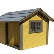 Case prefabbricate casette da giardino case for Casette in legno da giardino ikea