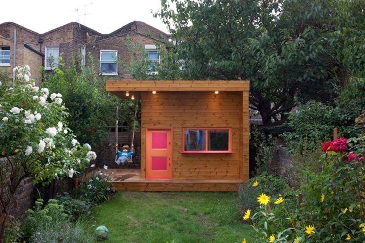 Casette giardino per bambini casette da giardino - Casette da giardino colorate ...