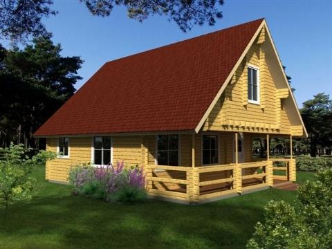 Chalet in legno casette da giardino for Chalet in legno prefabbricati