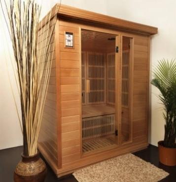 Sauna a infrarossi - Complementi arredo giardino