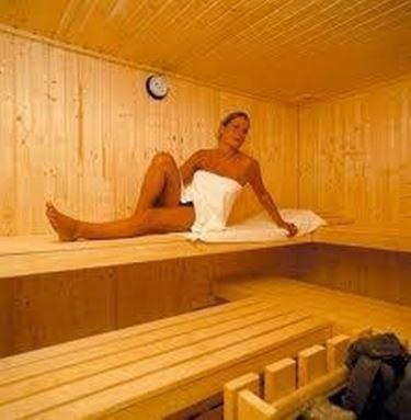 La sauna e i suoi effetti