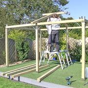 Gazebo for Costruire un gazebo in ferro