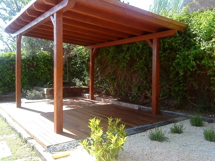 Costruire un gazebo gazebo come costruire un gazebo - Costruire un giardino ...