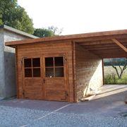 Box prefabbricato in legno